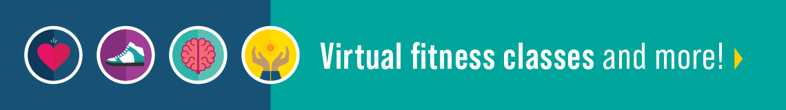 Virtual fitness classes and more