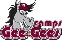 Gee-Gees camps Logo